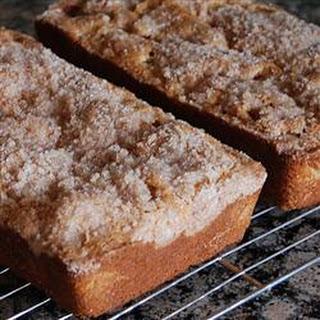 Rhubarb Streusel Bread Recipes