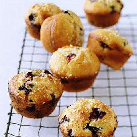 10 Best Healthy Blueberry Muffins Martha Stewart Recipes | Yummly
