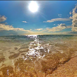 Gulf of Mexico by Michael Davis - Landscapes Beaches ( water, vacation, florida, gulf of mexico, beach )
