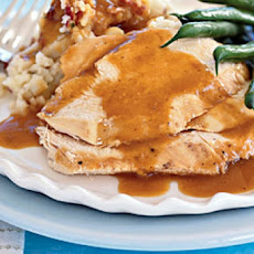 Kids' Favorite Roasted Chicken with Gravy