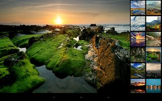 Screenshot of F-Stop Media Gallery Key