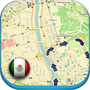 Mexico Offline Map & Weather