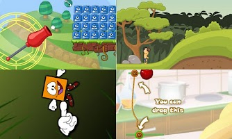 Screenshot of Juegos de Fisica