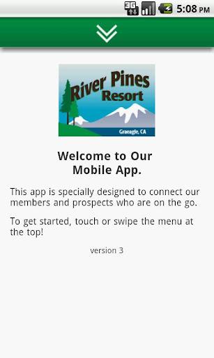 River Pines Resort Vacation