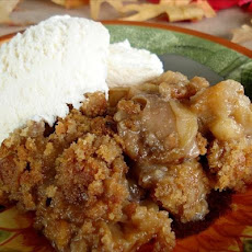 Mammy's Apple Crisp