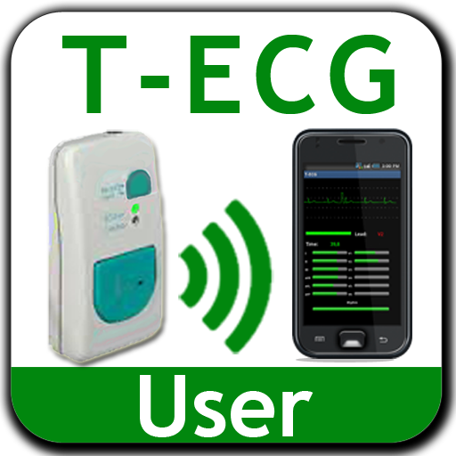 T-ECG User Telephonic ECG