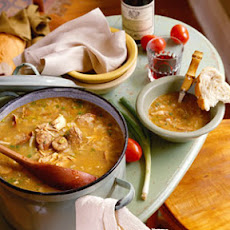Chicken-Andouille Gumbo