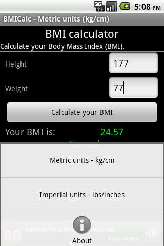 【免費健康App】BMI Calculator-APP點子