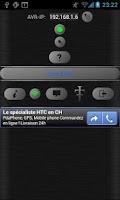 Screenshot of iControlAVA FREE