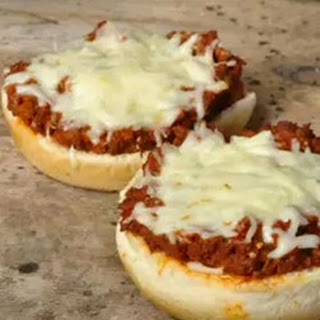 Pizza Burgers Hamburger Buns Recipes