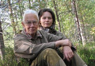 <p> Victor Gorshkov and Anastassia Makarieva</p>