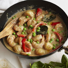 Thai Prawn, Potato & Vegetable Curry