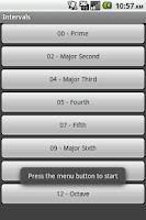 Screenshot of Theory, Practice!