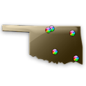 Oklahoma Fishing Maps - 12.5K icon