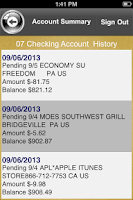 Screenshot of PPG and Associates FCU