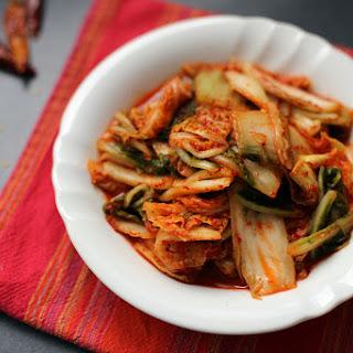 Kimchi Red Pepper Recipes