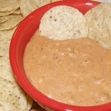 Crock Pot Bean Dip
