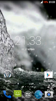 Screenshot of Water 3D. Video Wallpaper
