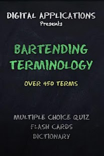 475 BARTENDING Mixed Drinks - screenshot