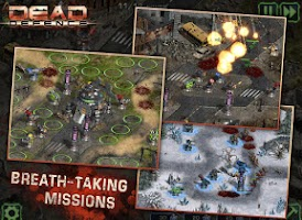 Screenshot of Dead Defence