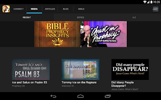 Screenshot of Lamb & Lion Ministries