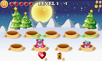 Screenshot of Christmas Mole