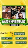 Screenshot of Watch Hindi Movies HD