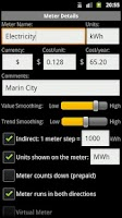 Screenshot of Energy Consumption Analyzer