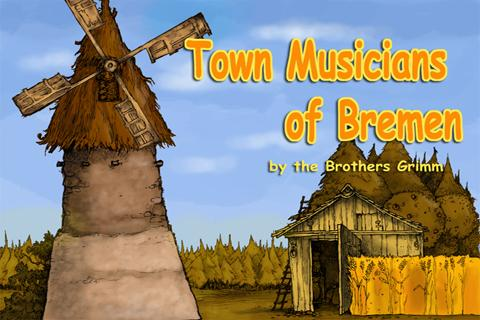 Book Town Musicians of Bremen