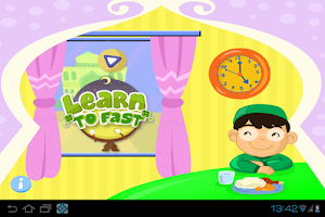 Screenshot of Learn to Fast
