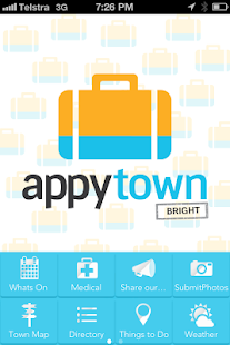Bright Appy Town - screenshot