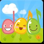 동요바다 :무료 인기 동요듣기(뽀로로,곰세마리...) icon