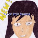 EBook - Lost but found icon