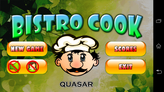 Bistro Cook APK for Kindle Fire