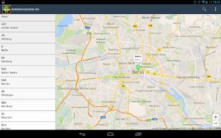 Screenshot of Number Plates Europe