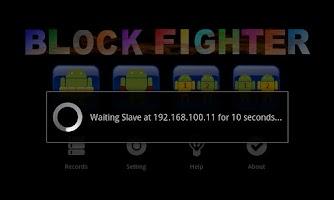 Screenshot of Block Fighter