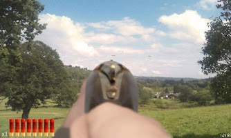 Screenshot of Clay Shooting