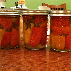 Sweet Pepper Pickles