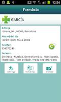 Screenshot of Farmaguia