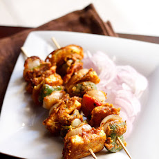 Paneer Tikka Recipe On Stove Top