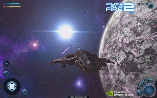 Screenshot of Galaxy on Fire 2™ THD