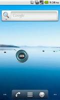 Screenshot of Digital Battery Widget