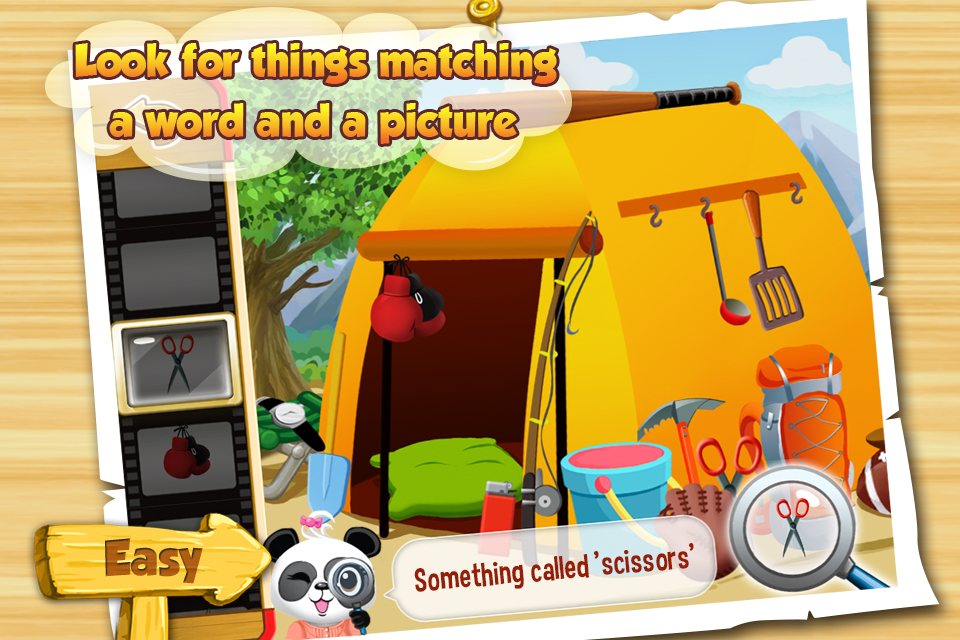 I Spy With Lola: Fun Word Game Screenshot 11