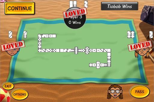 6 Love Dominoes - screenshot