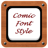 Free Download Comic Font Style APK for Samsung