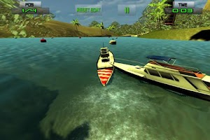 Screenshot of RC Boat Racing