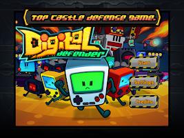 Screenshot of Digital Defender