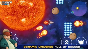 Screenshot of Infinity Space
