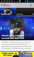 Screenshot of 3TV Phoenix News