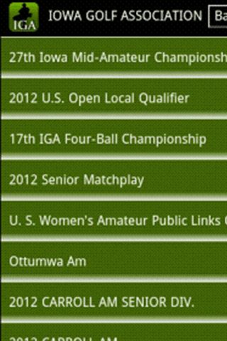 玩運動App|Iowa Golf Association免費|APP試玩